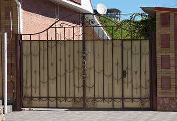 Low Cost Residential Gate | McKinney TX
